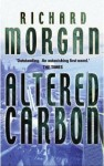 Altered Carbon by Richard Morgan - UK paperback