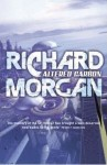 Altered Carbon by Richard Morgan - UK paperback, later edition