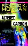 Altered Carbon by Richard Morgan - US paperback