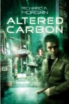 Altered Carbon by Richard Morgan - Subterranean Press limited hardback edition