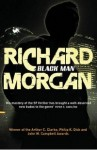 Black Man by Richard Morgan - UK paperback, later edition