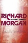 Market Forces by Richard Morgan - UK paperback, later edition