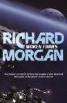 Woken Furies by Richard Morgan - UK paperback, later edition