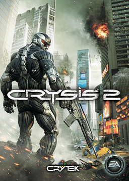 Crysis 2 - Game Cover Art