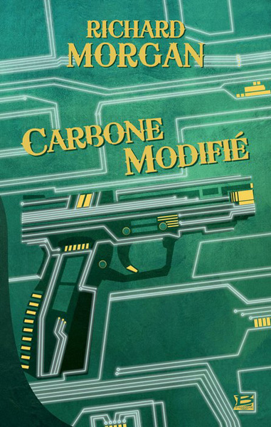 Altered Carbon French Paperback