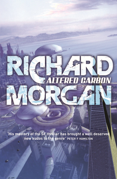 Altered Carbon UK Paperback