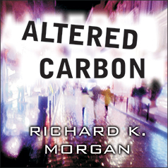 Altered Carbon US audiobook