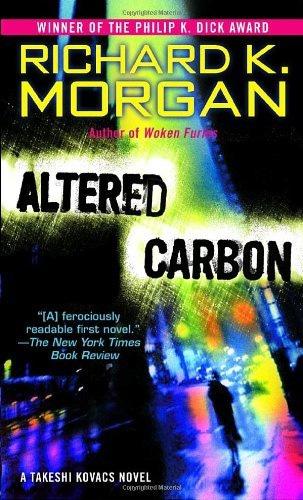 Altered Carbon US Mass Market Paperback