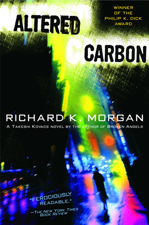 Altered Carbon US Trade Paperback