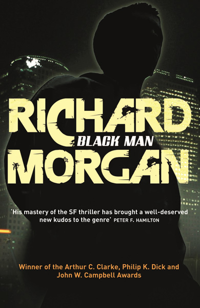 Black Man UK paperback