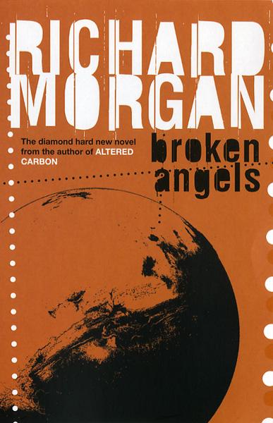 Broken Angels UK Paperback
