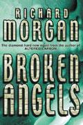 Broken Angels UK Hardback