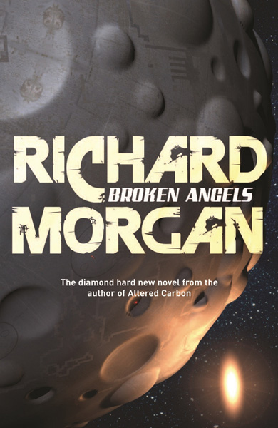 Broken Angels UK Paperback