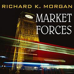 Market Forces US audiobook