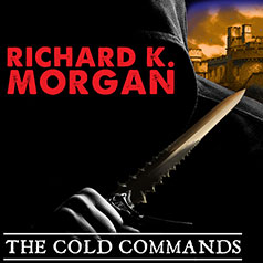 The Cold Commands US audiobook