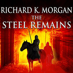 The Steel Remains US audiobook