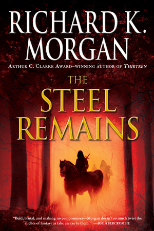 The Steel Remains US Trade Paperback