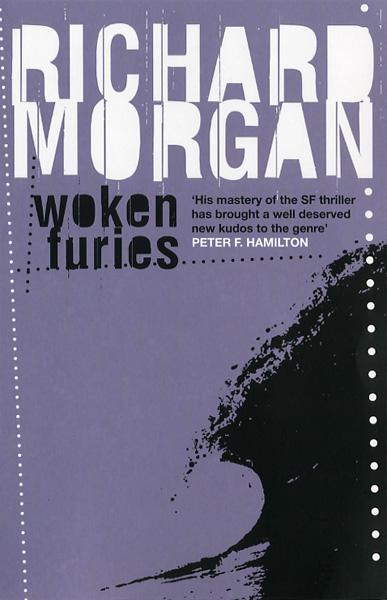 Woken Furies UK Paperback