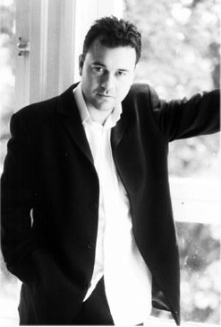 The Author, Richard Morgan